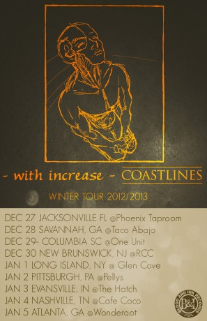 With Increase Winter 2012 Tour