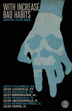 With Increase - Winter 2013 Tour