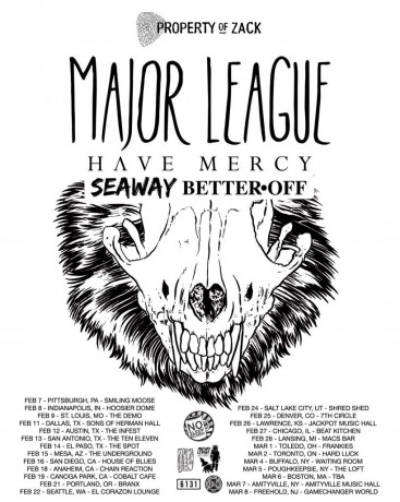 Better Off w/ Major League - Winter 2014