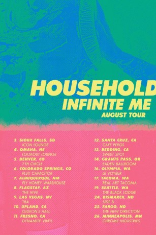 Infinite Me tour fall